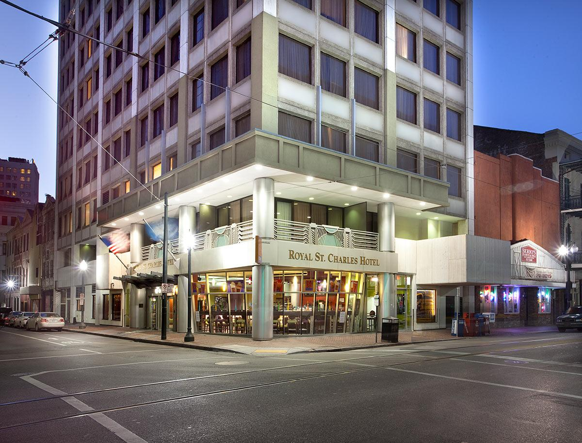 Royal St Charles Hotel New Orleans La United States Compare Deals