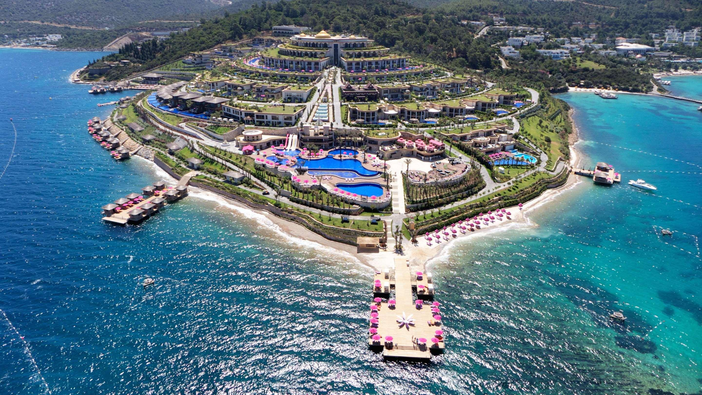 The Bodrum by Paramount Hotels & Resorts, Torba, Turkey - Compare Deals