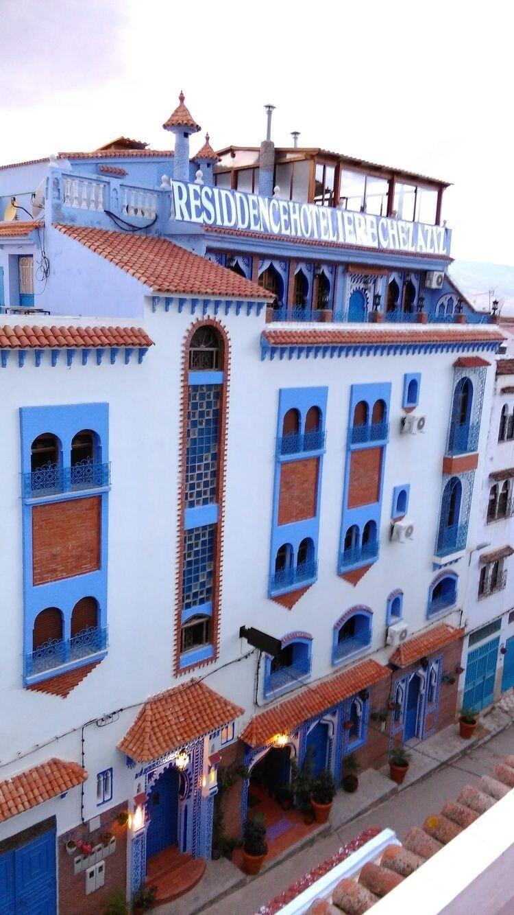 Résidence Hoteliére Chez Aziz, Chefchaouen: encuentra el mejor precio