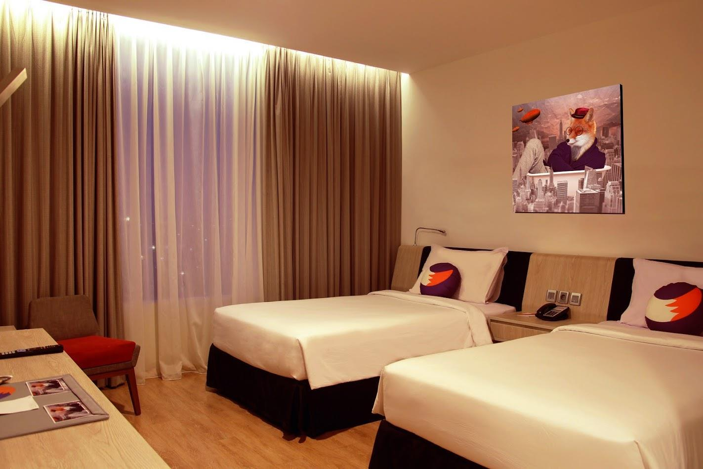 Fox Hotel Pekanbaru, Pekanbaru - Compare Deals
