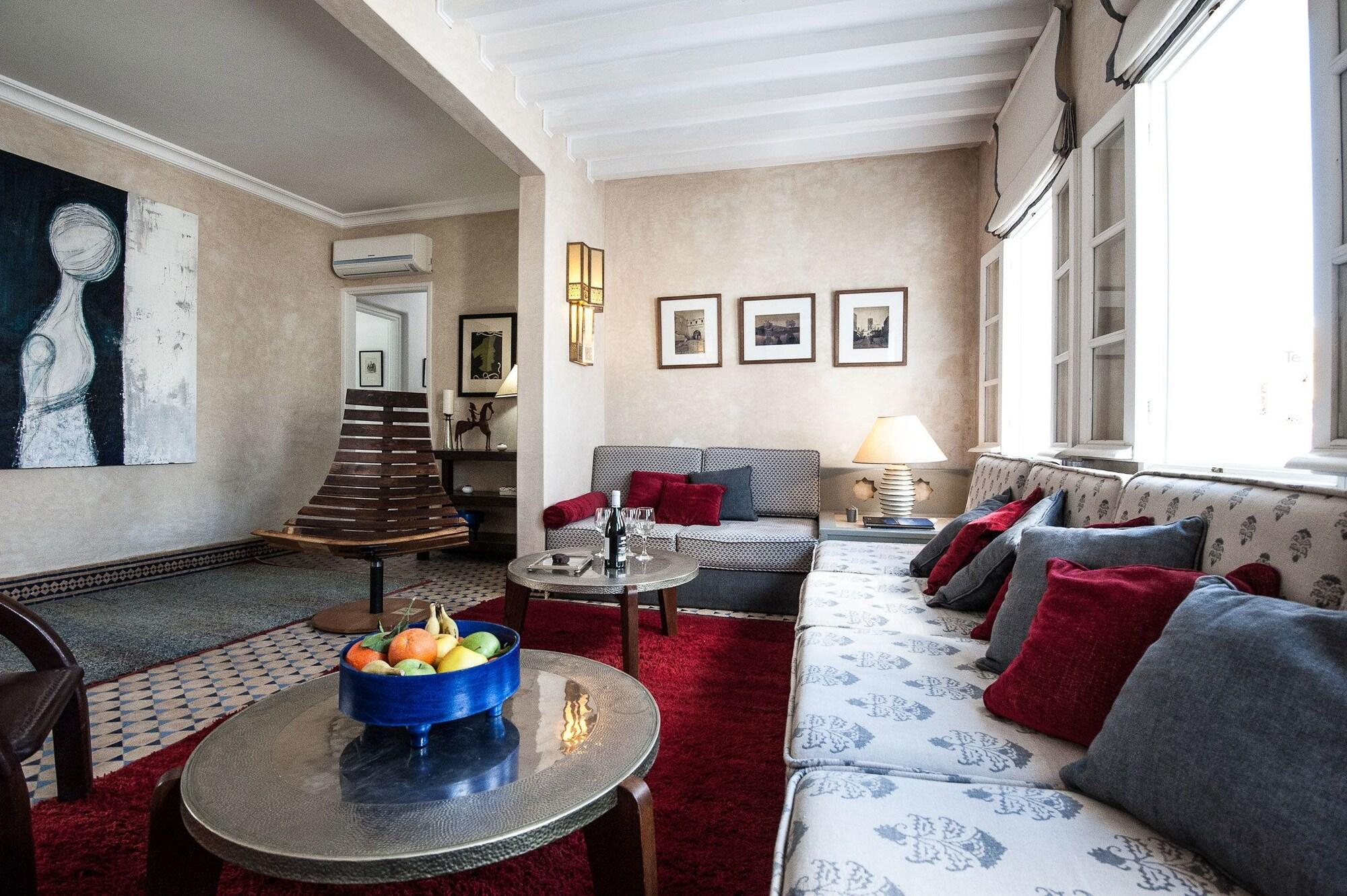 Albarnous Maison dHôtes, Tánger: encuentra el mejor precio