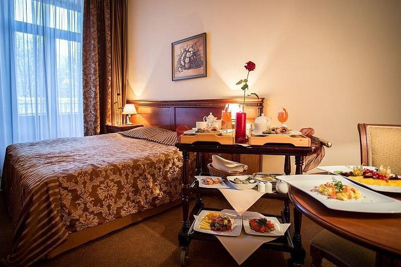 Grand Hotel Stamary Zakopane Polen Die Gunstigen Angebote