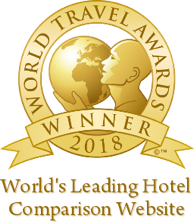 זוכה פרס World Travel Awards לשנת 2018