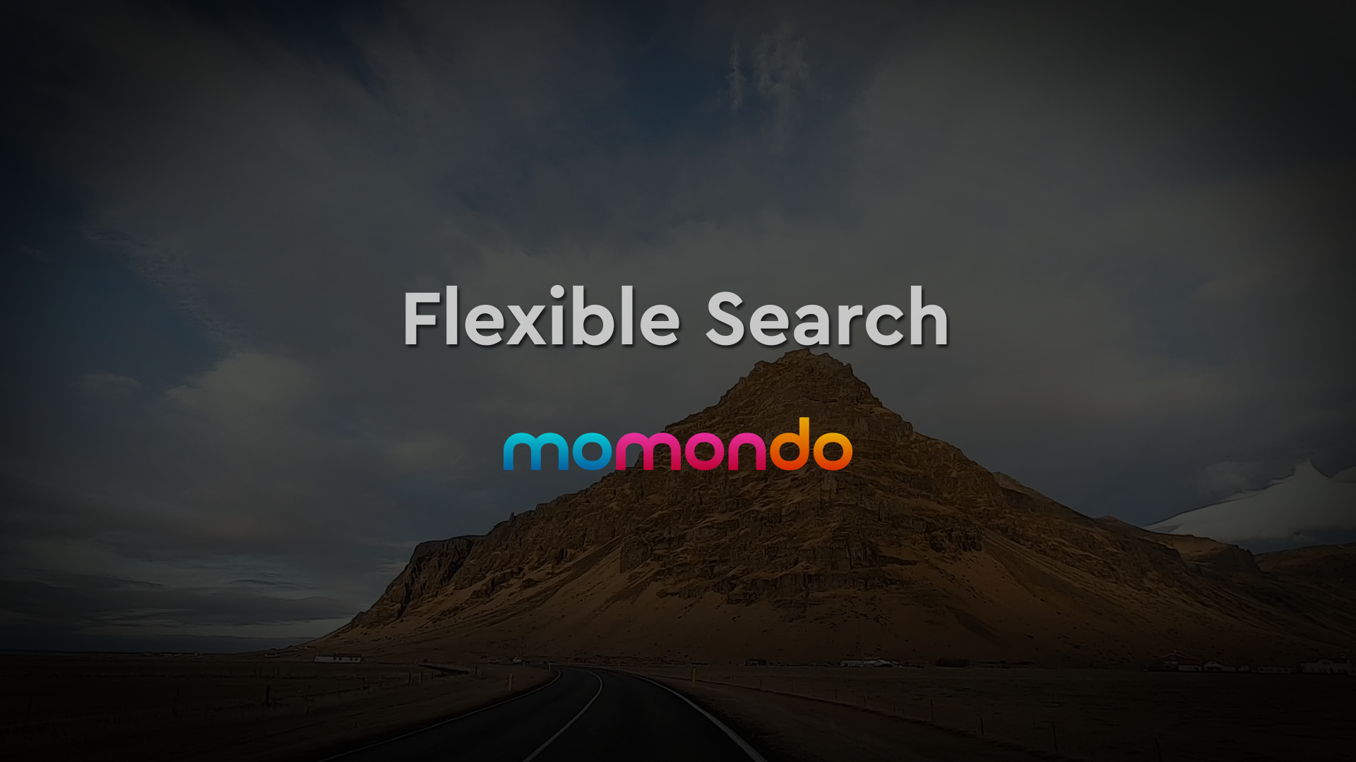 Flexibel sökning