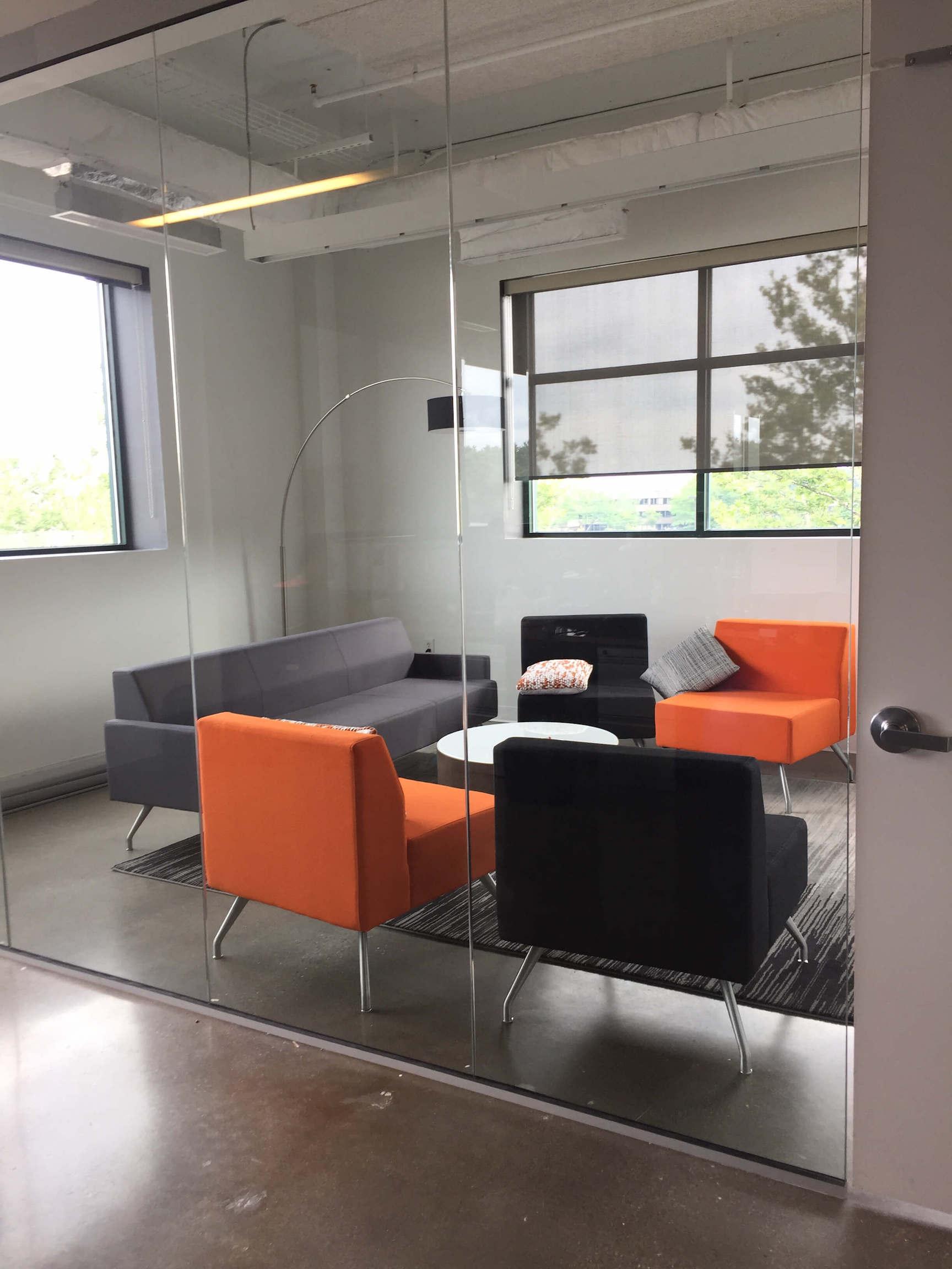 Imagem do escritório