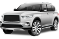 Luxury SUV car in Laguna Niguel