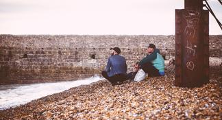 Excursión para grupos pequeños de medio día a South Downs y Seven Sisters desde Brighton