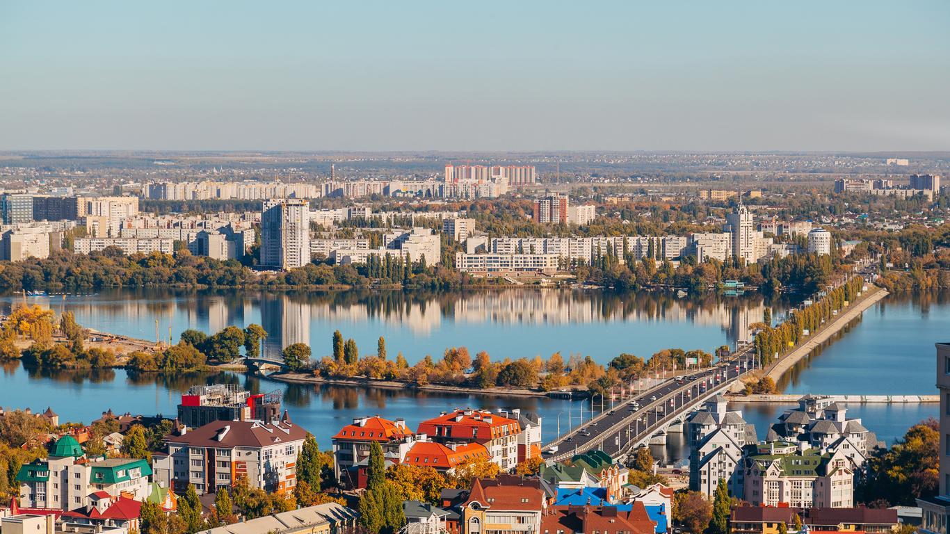 Alquiler de autos en Voronezh