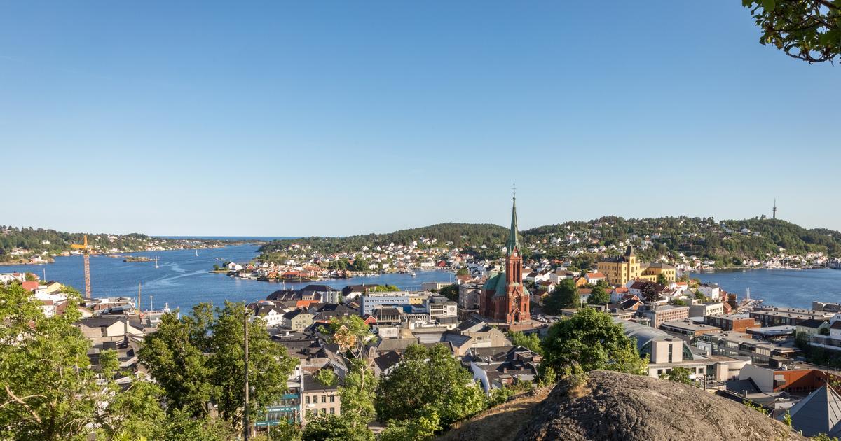 City of Arendal Norway - Polaris Trykk