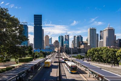 hotéis em Brisbane