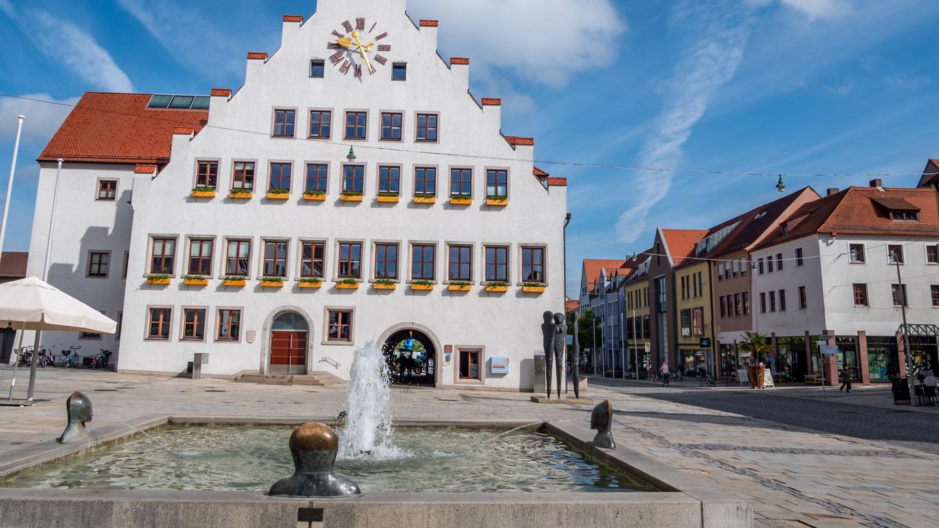 Alquiler de autos en Neumarkt in der Oberpfalz