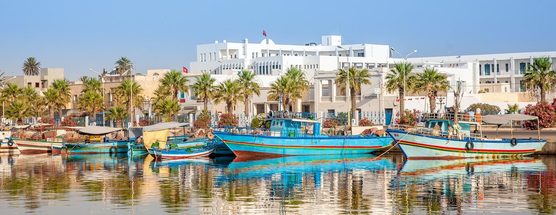 Strandhotell i Hammamet