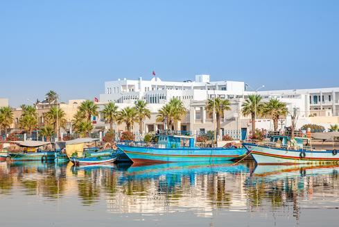 Erbjudanden på hotell i Hammamet