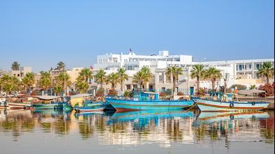Хаммамет — отели