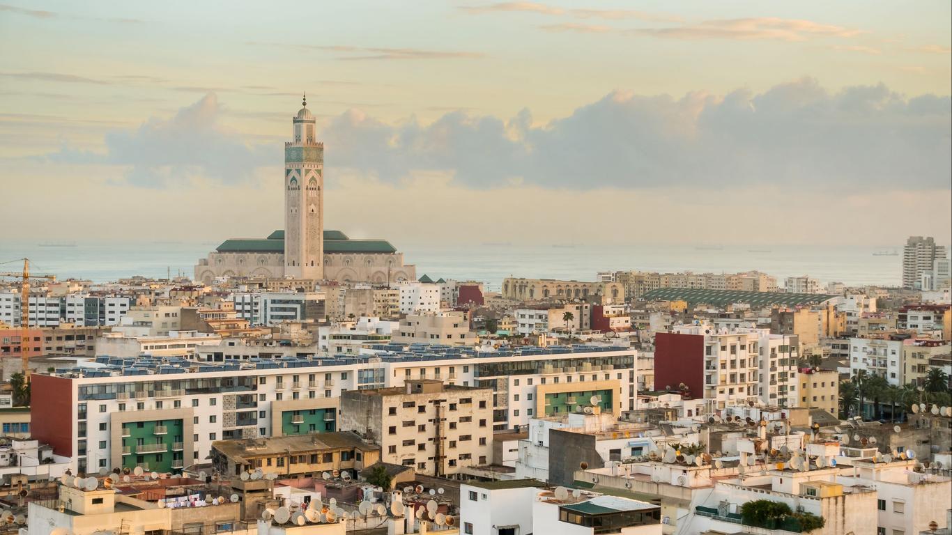 Касабланка: оренда авто