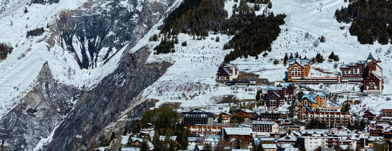 Les Deux-Alpes Pet Friendly Hotels