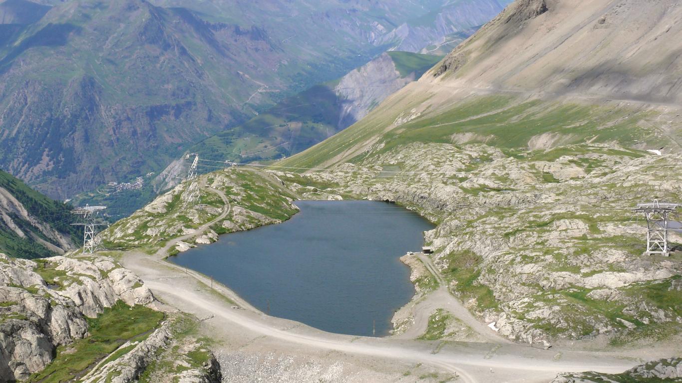 Les Deux-Alpes Mașini