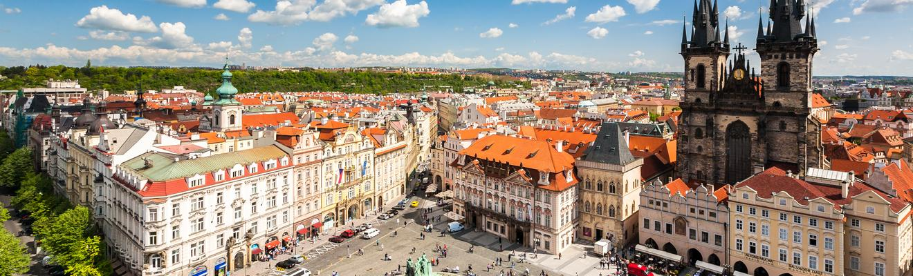 Прага — отели