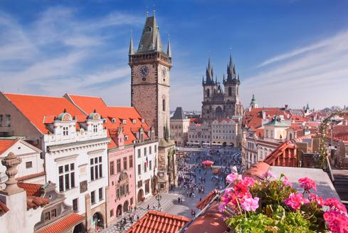 Promo Hotel di Praha