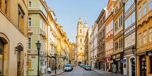 Car Hire in Prague
