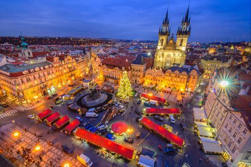 Deals for Hotels in Prague