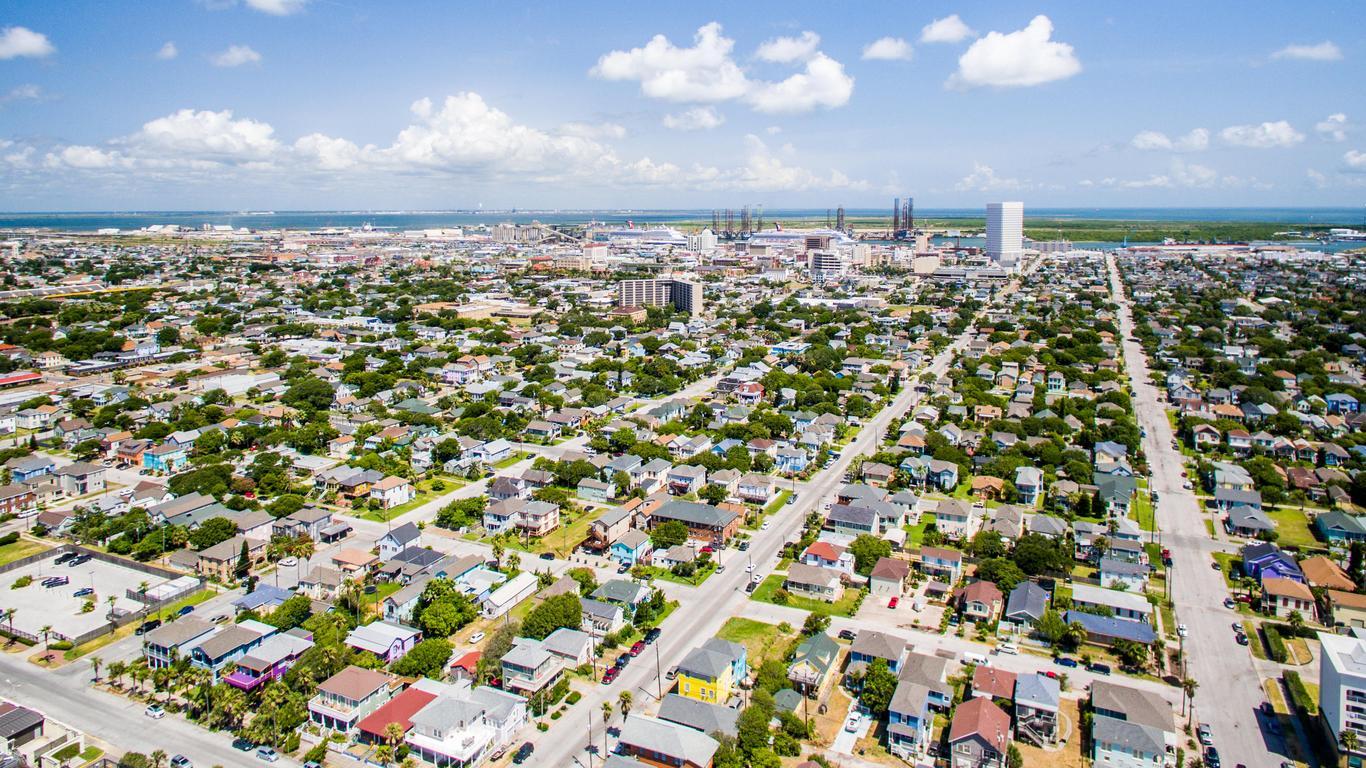 Galveston autoverhuur