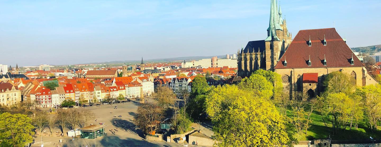 Tani wynajem aut — Erfurt