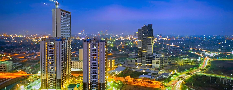 Hotele rodzinne - Tangerang