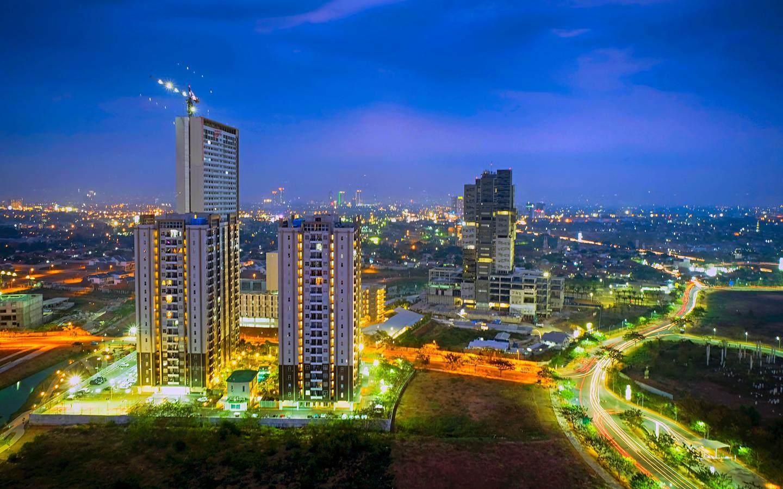 Tangerang City hotellia
