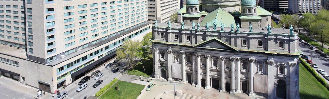 Montreal hotellia