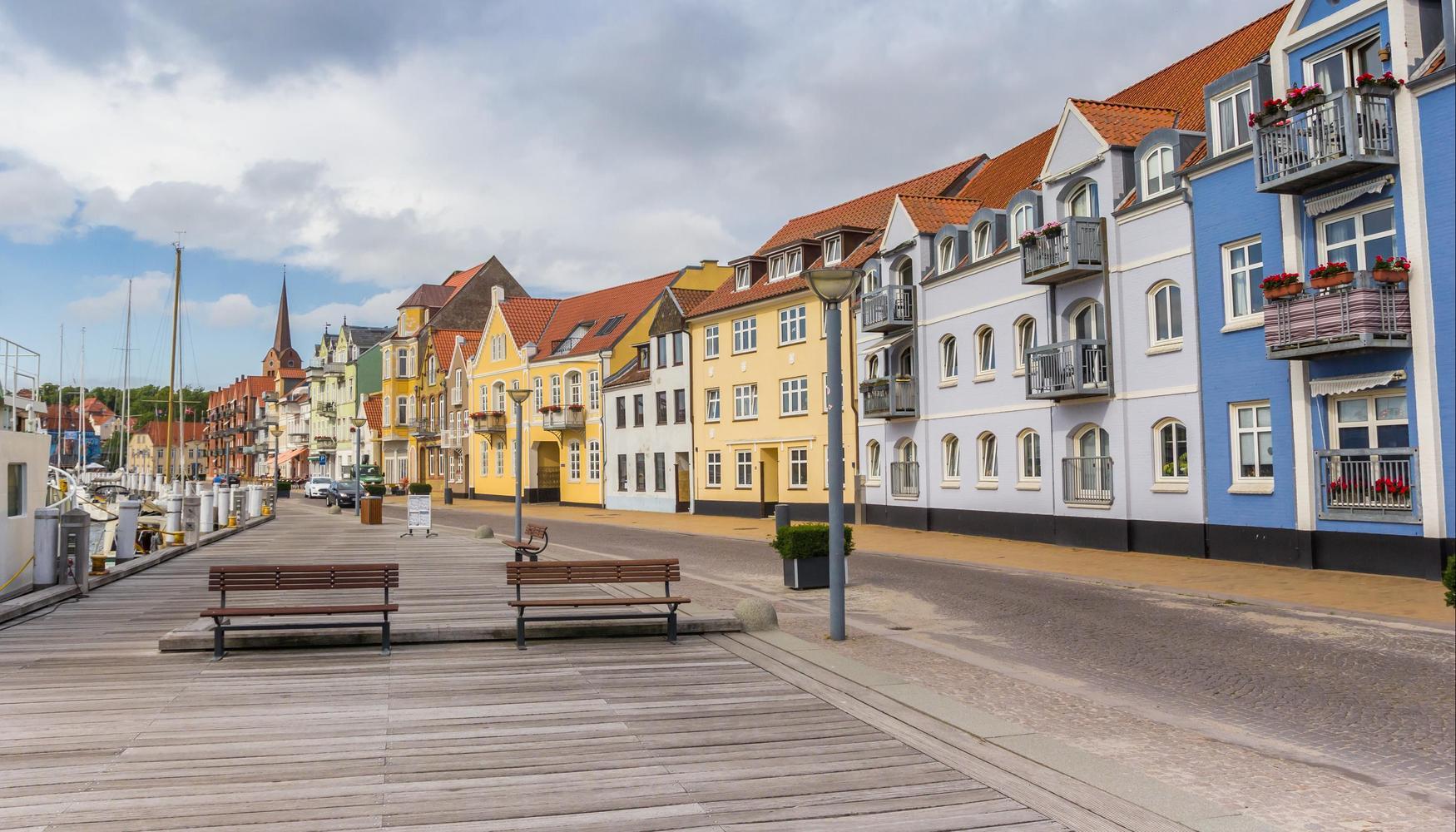 Car hire at Sonderborg Airport