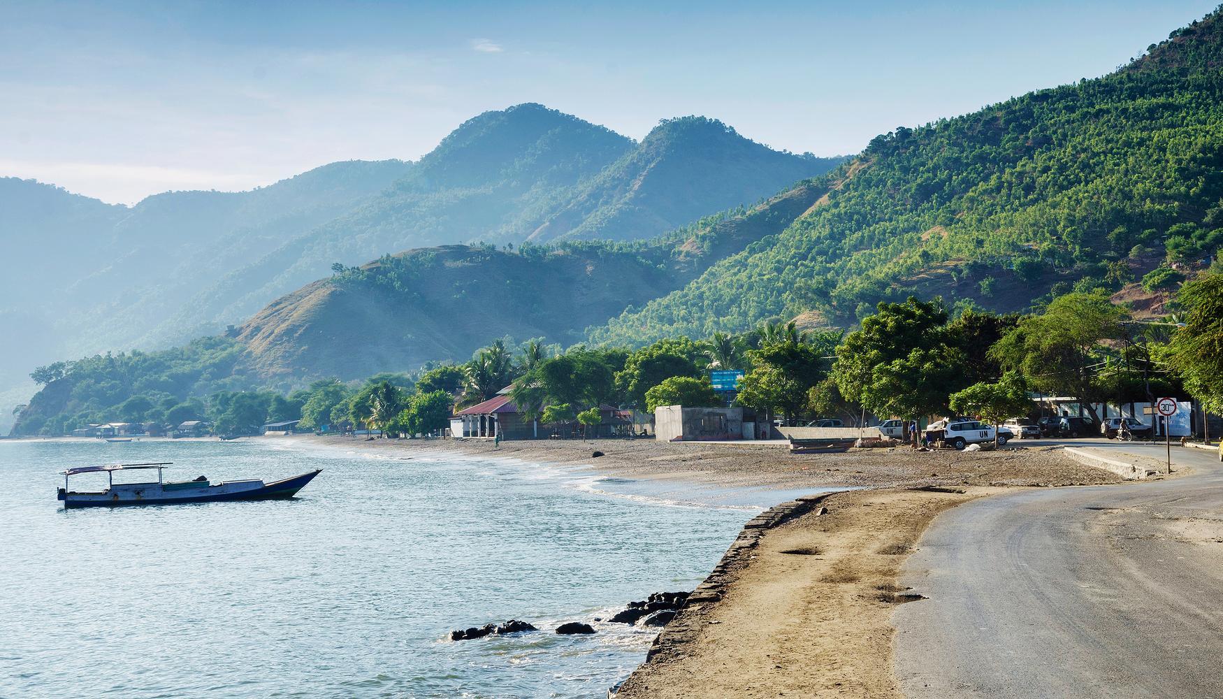 Auto de alquiler en Aeropuerto Dili Comoro
