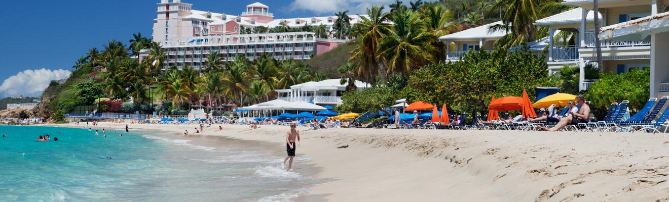 Hotels in Saint Thomas Island