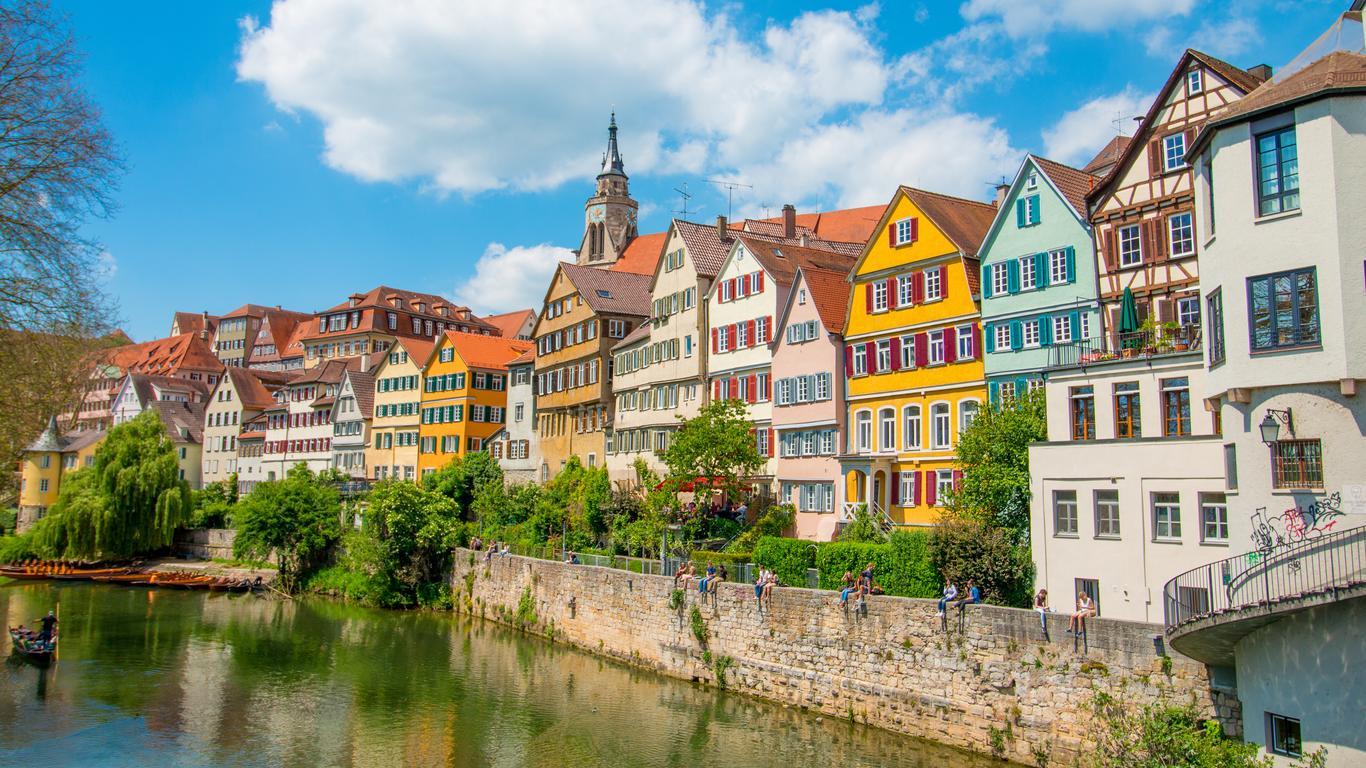 Tübingen car hire