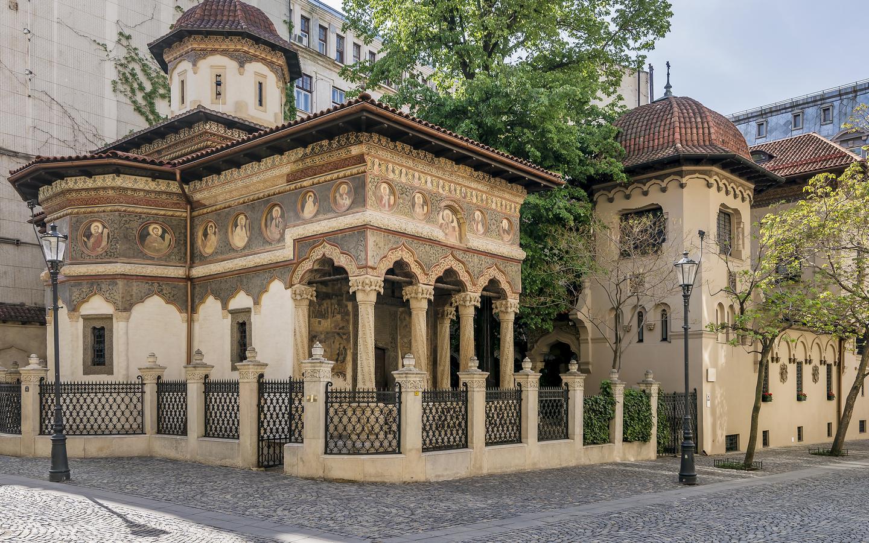 Ξενοδοχεία στην πόλη Βουκουρέστι