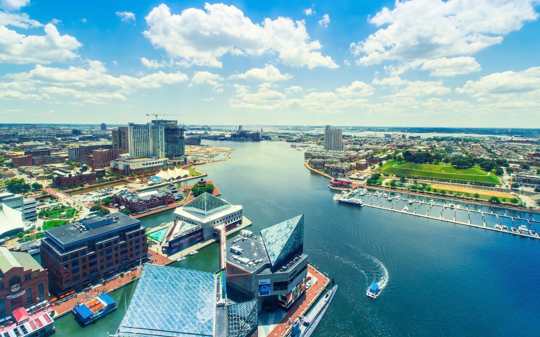 Khách sạn ở Baltimore