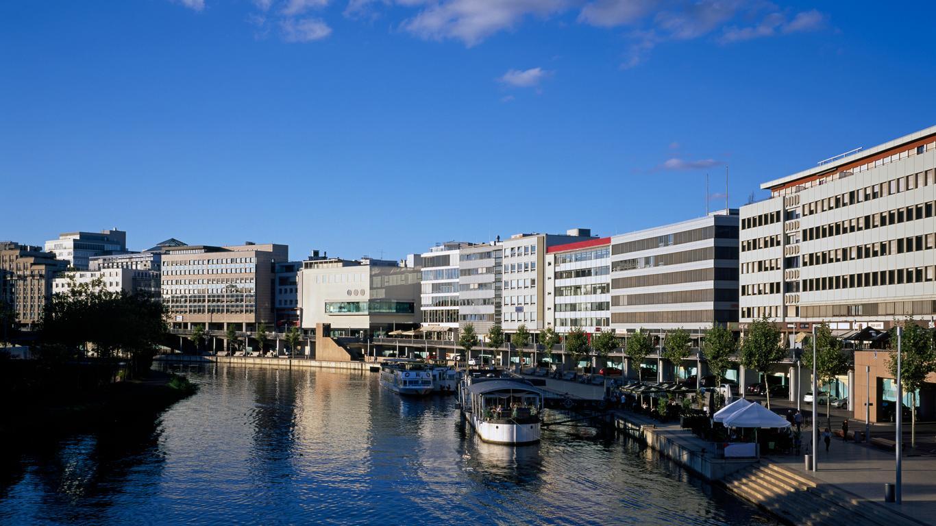 Alquiler de autos en Saarbrücken