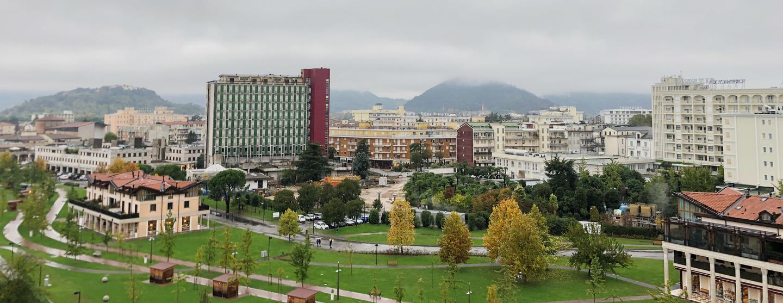 Abano Terme luxury hotels