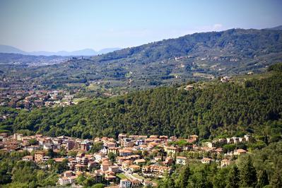 Ξενοδοχεία στην πόλη Montecatini Terme