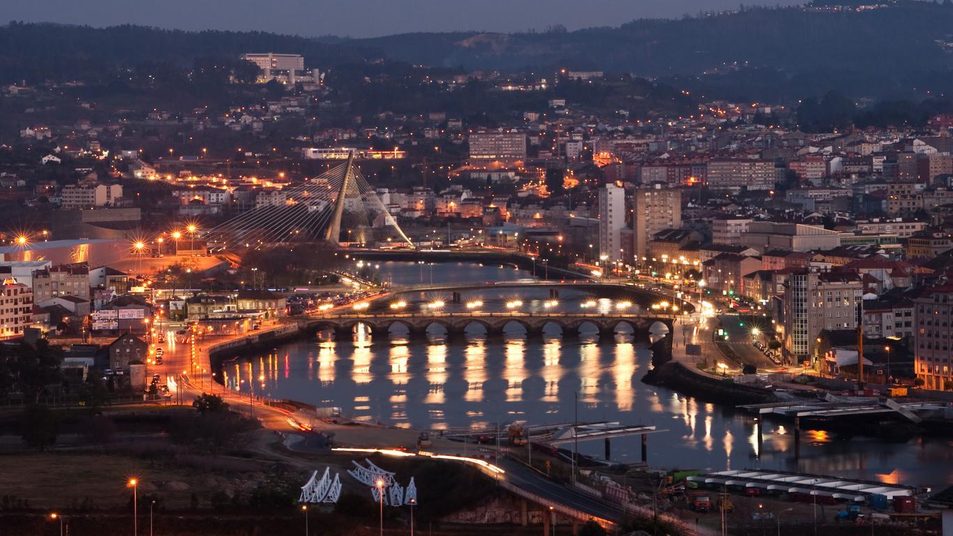 Pontevedra: оренда авто