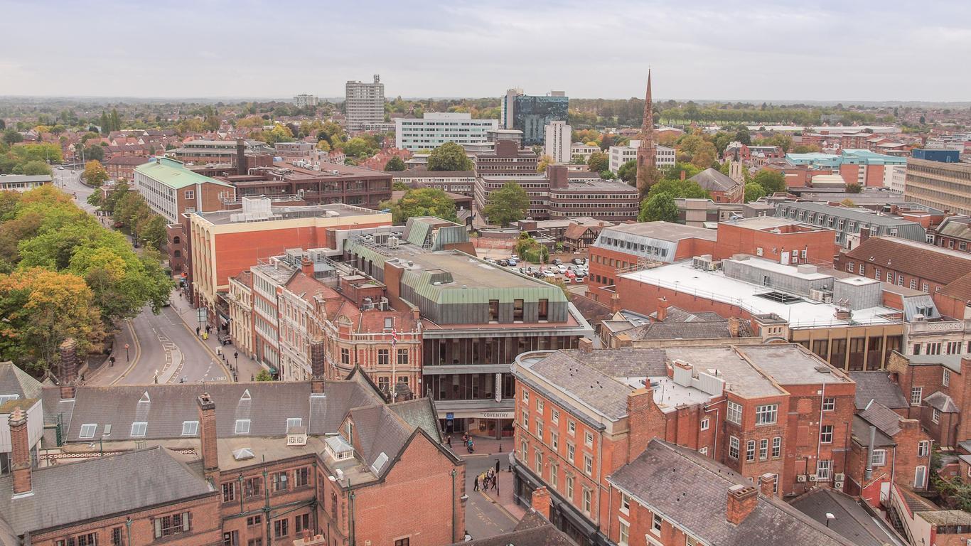 Coventry car rentals