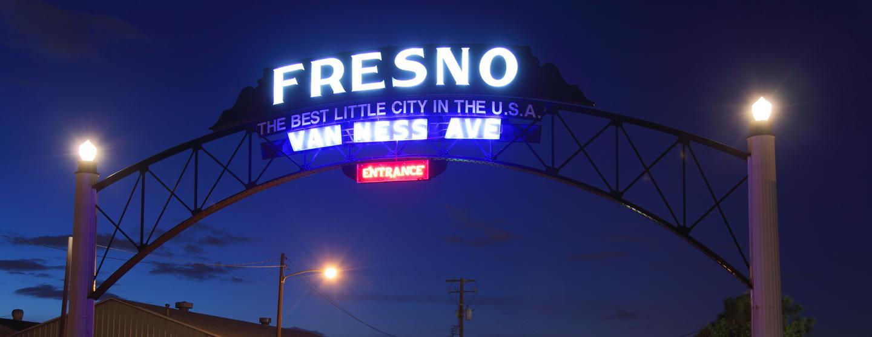 Auto a noleggio economiche a Fresno
