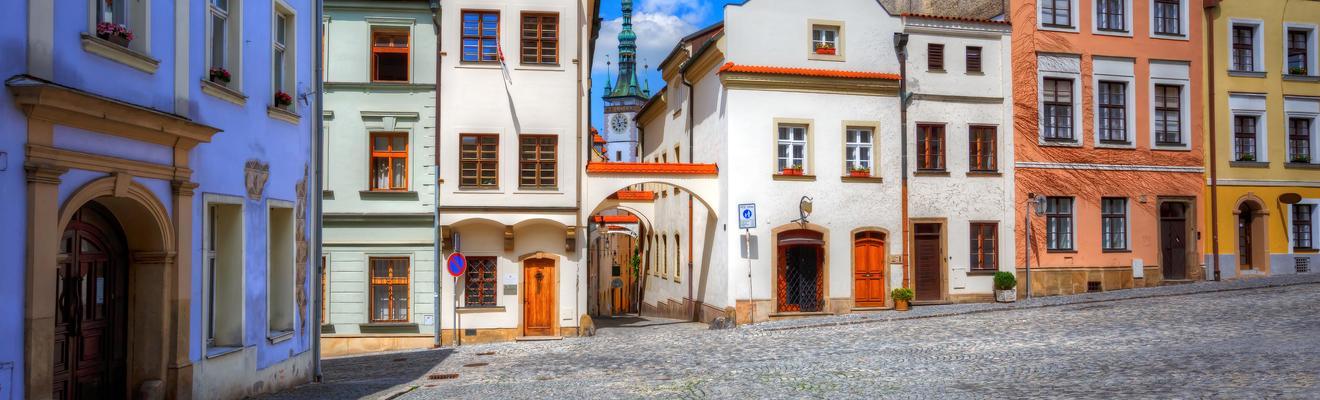 Olomouc hotellia
