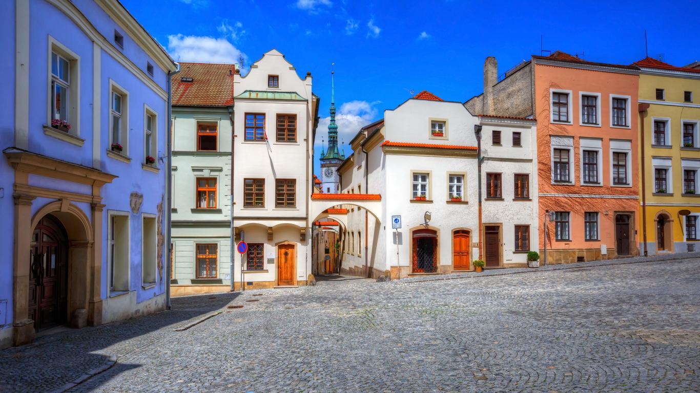 Pronájem aut Olomouc