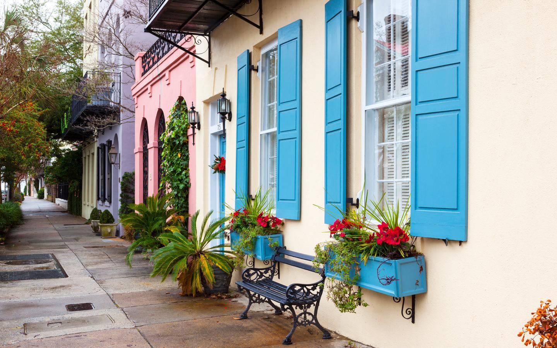 Khách sạn ở Charleston