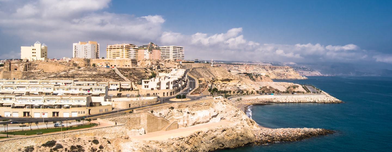 Alquiler de coches en Aeropuerto Melilla