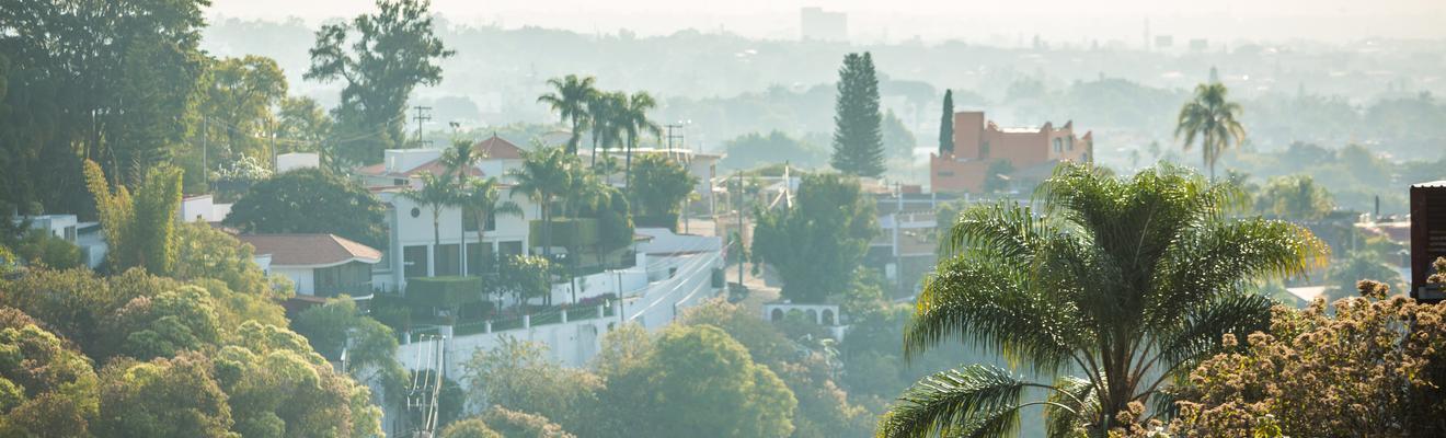 Ξενοδοχεία στην πόλη Cuernavaca