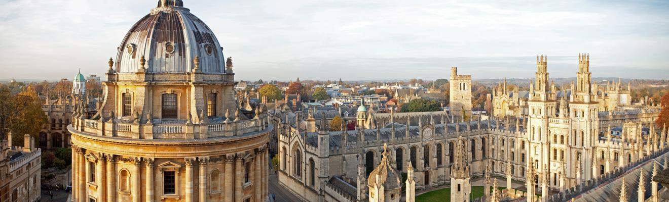 Oxford hotels