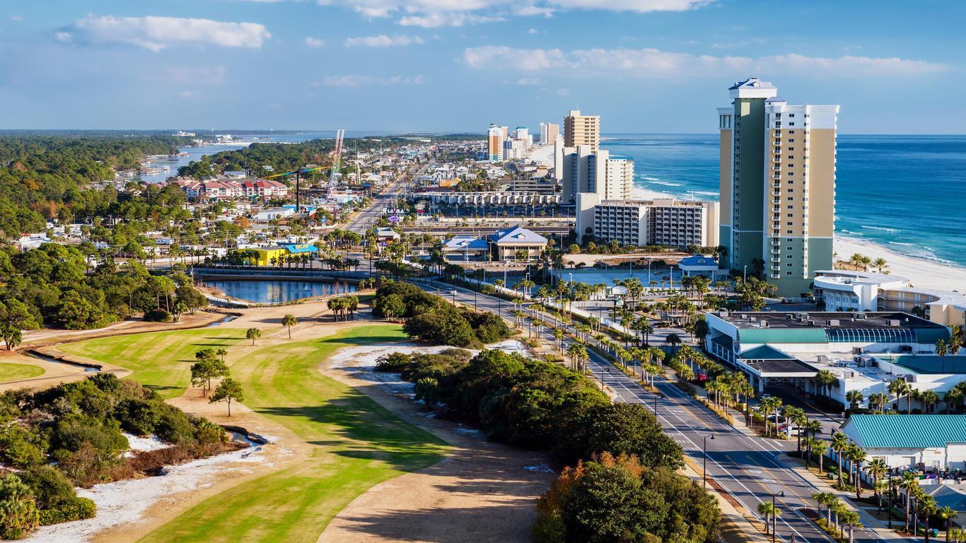 Panama City Beach - Ενοικίαση αυτοκινήτου