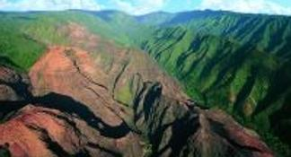 Kauai: Waimea Canyon Half-Day Morning Bus Tour